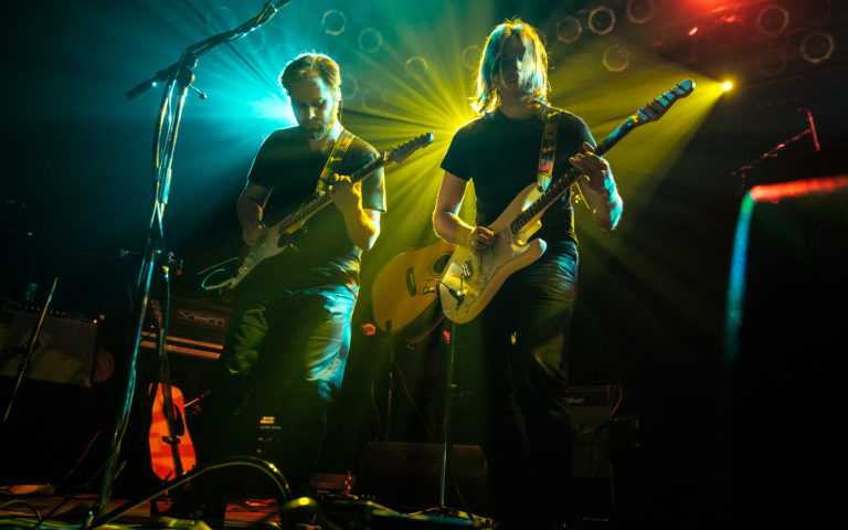 Live at Pakkahuone, Tampere 2015